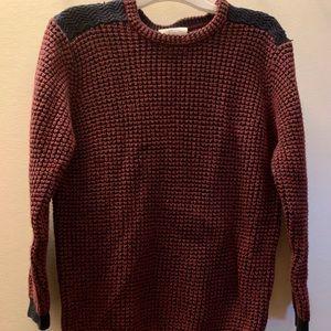 Zara boys knit sweater